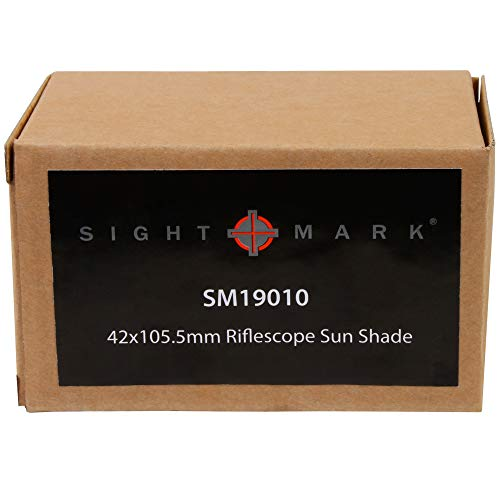 Sightmark Rifle Scope Accessory 7 Sightmark L105.5mm Sun Shade for TD Riflescope Accessory