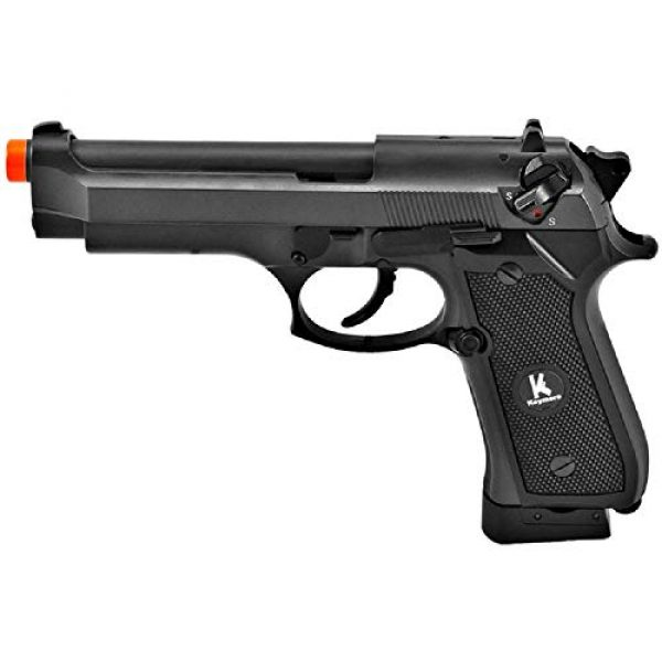 HFC Airsoft Pistol 5 HFC HG194 Army Special Force Airsoft CO2 Gas GBB Pistol Gun Full Metal with Case