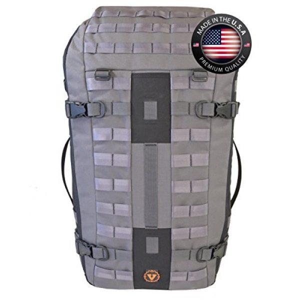 Venture Luggage Tactical Backpack 2 Venture Luggage Pssk 40 Modular Backpack
