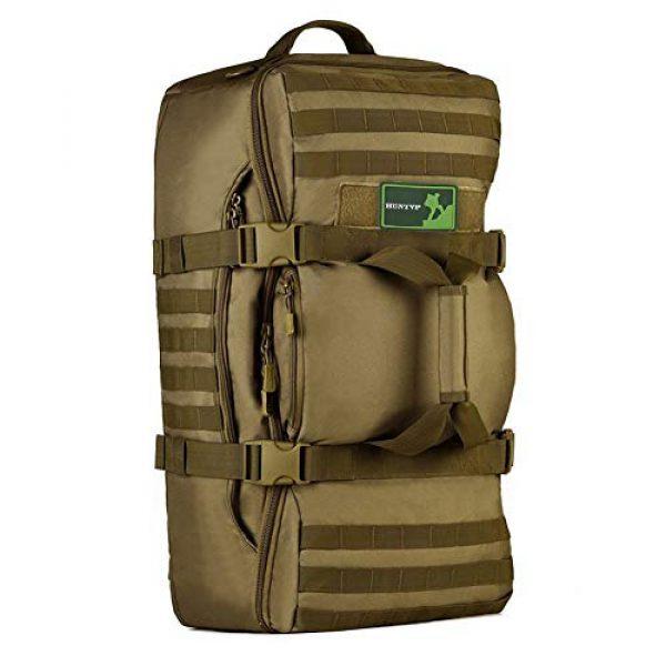 Huntvp Tactical Backpack 1 Huntvp 60L Tactical Military Backpack Gear Sport Outdoor Assault Pack Rucksack Bag For Hunting Camping Trekking Travel