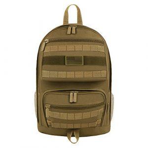 East West U.S.A Tactical Backpack 1 East West U.S.A RT509 Tactical Molle Sport Military Assault Rucksacks Hiking Trekking Bag