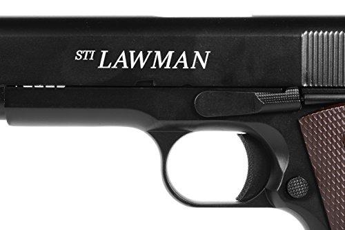 ASG Airsoft Pistol 6 ASG STI Lawman Airsoft Pistol