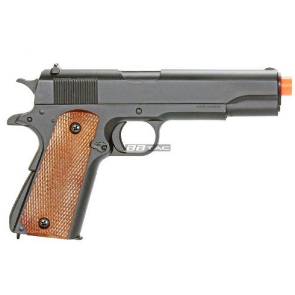BBTac Airsoft Pistol 2 bbtac m21 airsoft 260 fps metal spring pistol with working hammer and saftey grip(Airsoft Gun)