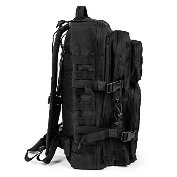 GUGULUZA Tactical Backpack 4 GUGULUZA Military Tactical Molle Backpack Army 3 Day Assault Pack Molle Bag Rucksack for Hunting Camping