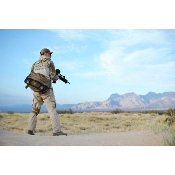 HAZARD 4 Tactical Backpack 6 Defense Courier(TM) Laptop-Messenger Bag w/MOLLE by Hazard 4(R)