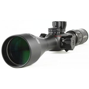 Vector Optics Rifle Scope 1 Vector Optics Counterpunch 6-25X 56 First Focal Plane Rifle Scope with Illumination