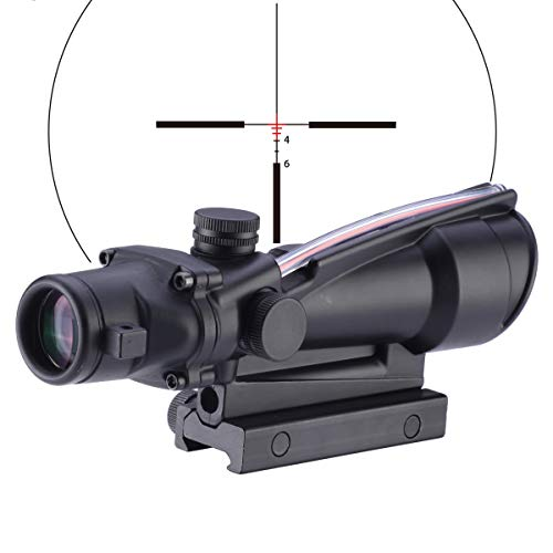 LooDen Rifle Scope 1 LooDen 5x35 Optical Rifle Scope