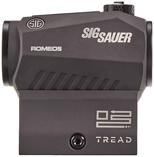Sig Sauer Rifle Scope 3 Sig Sauer Romeo5 1x20mm Compact Red Dot