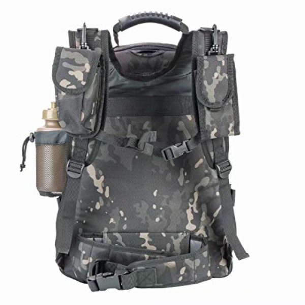 ARMY PANS Tactical Backpack 3 PANS Backpack for Men Large Military Backpack Tactical Travel Backpack for Work,School,Camping,Hunting,Hiking