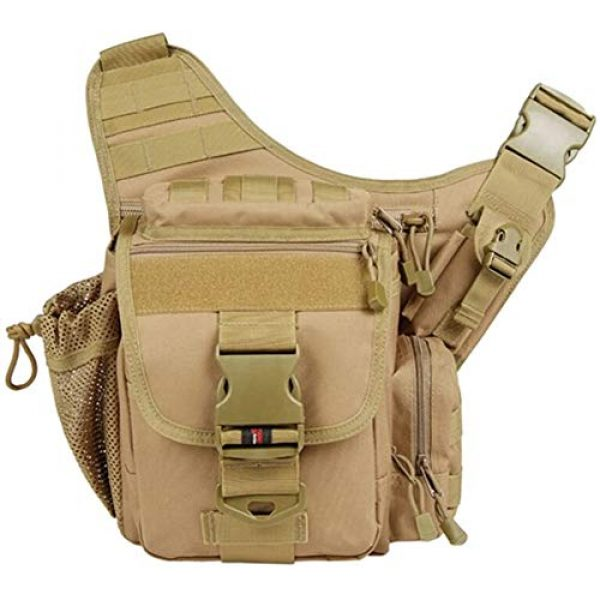 STARTAIKE Tactical Backpack 2 STARTAIKE Tactical Camera Messenger Bag Fishing Camping Hiking Cycle