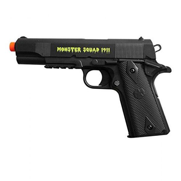 Valken Airsoft Pistol 1 Valken Monster Squad Spring Airsoft Pistol, 6mm