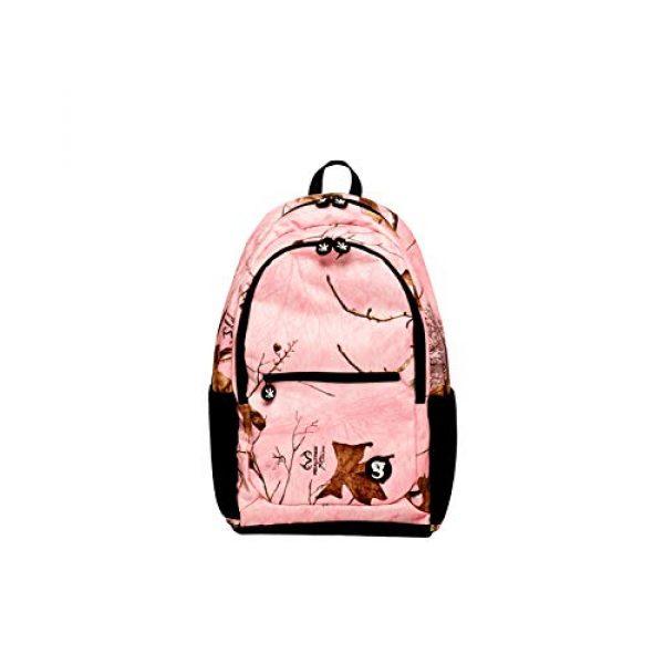 """geckobrands Tactical Backpack 1 Geckobrands Pursuit Backpack """" Ideal for School, Work, Travel"""