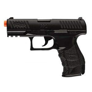 Elite Force Airsoft Pistol 1 Walther PPQ 6mm BB Pistol Airsoft Gun, Black