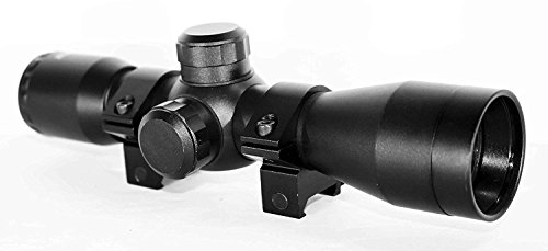 TRINITY Rifle Scope 3 Trinity 4x32 Black Scope Range Finder Reticle for tippmann TMC Paintball Marker woodsball Paintballing Optics Accessory Aluminum Paintballer Gear.