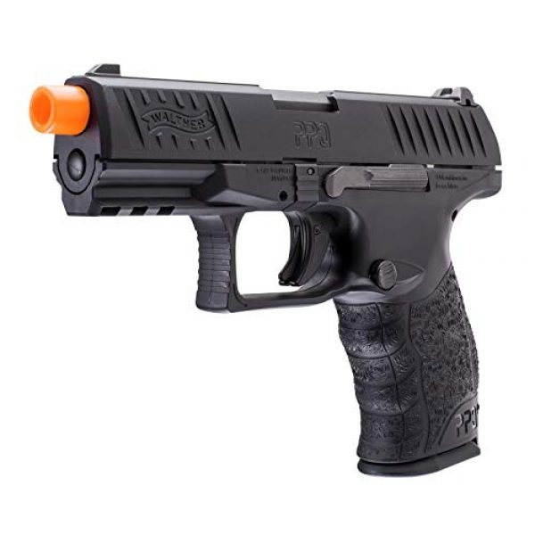 Elite Force Airsoft Pistol 2 Walther PPQ GBB Blowback 6mm BB Pistol Airsoft Gun