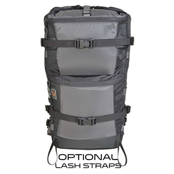VenTerra Tactical Backpack 7 VenTerra Men's Bivy Hiking Backpack