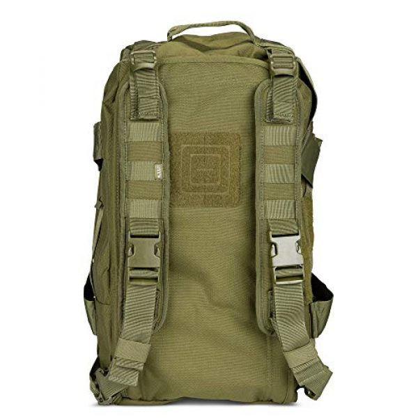 5.11 Tactical Backpack 5 5.11 Rush LBD Molle Tactical Duffel Bag Backpack, Style 56293/56294/56295
