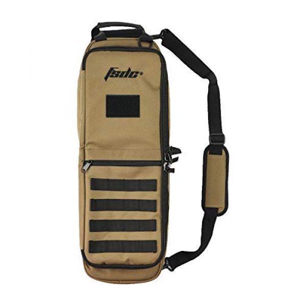 FSDC Tactical Backpack 1 FSDC CARETAKER Coyote Tan 498 Takedown Bag Gen II