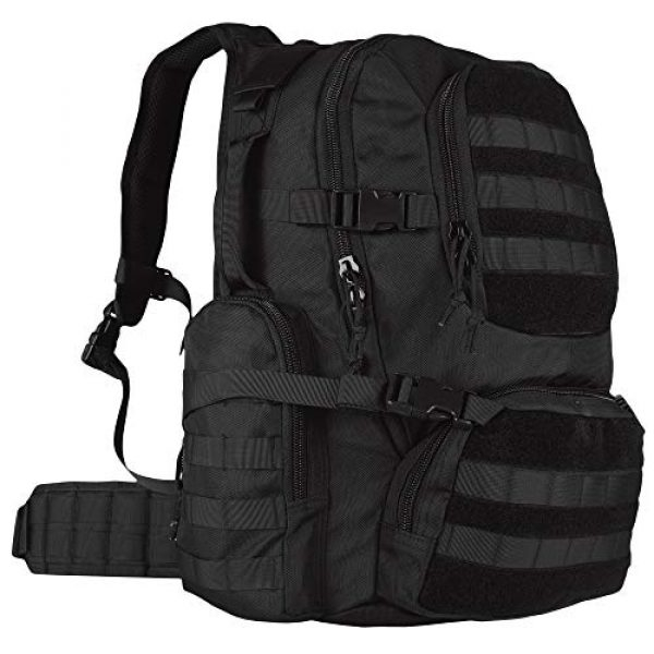 Fox Outdoor Tactical Backpack 1 Fox Outdoor Products Field Operator's Action Pack