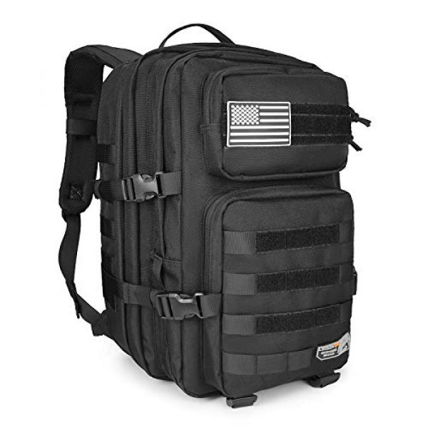 LeisonTac Tactical Backpack 1 LeisonTac Enhanced Tactical Backpack with Military ISO Standard