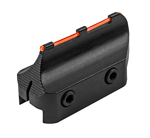 TRUGLO Rifle Scope 2 TRUGLO TruPoint Xtreme Universal Shotgun Sights with Luminescent Alignment Level and Elevation Ramp for Ribbed Shotgun