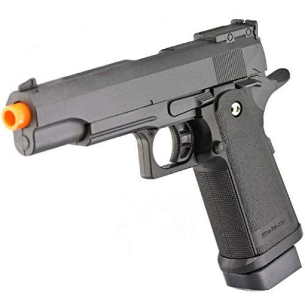 Billybee Airsoft Pistol 3 Billybee Full Size Metal Airsoft Spring Pistol Hand Gun w/Hard Shell Holster 6mm BB BBS