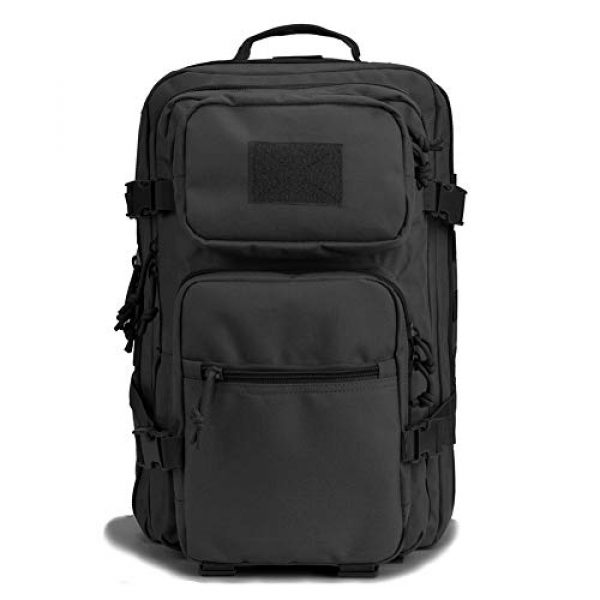 BOW-TAC Tactical Backpack 3 BOW-TAC Military Tactical Backpack Small Assault Pack Army Molle Bag Backpacks