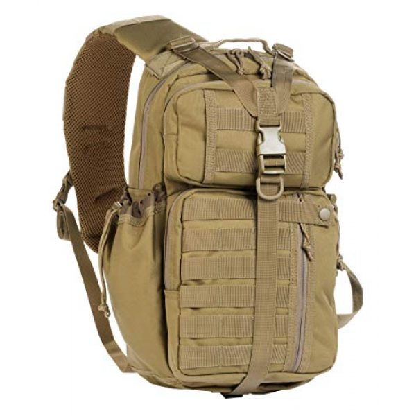 Red Rock Outdoor Gear Tactical Backpack 1 Red Rock Outdoor Gear Rambler Sling Pack