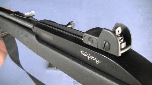 Tech SIGHT Rifle Sight 2 Tech-SIGHT'S TSM200 Adjustable Aperture Sight for THE MARLIN 60, 795, 70P & 70PSS Rifles