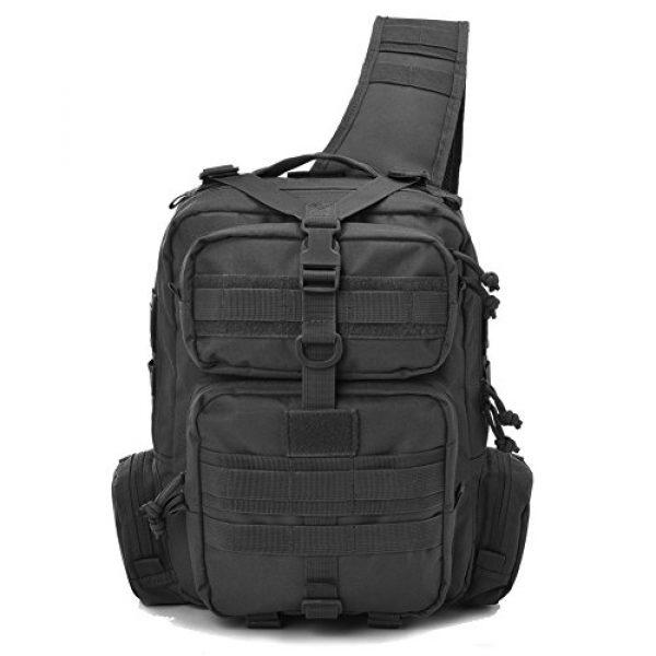 REEBOW GEAR Tactical Backpack 3 REEBOW Tactical Sling Bag Pack Military Sling Backpack Assault Range Bag