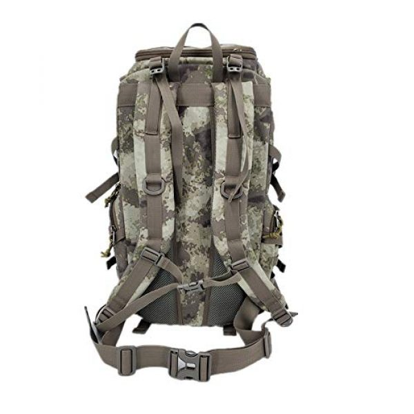 Wotony Tactical Backpack 3 Military Tactical Backpack Large Army 3 Day Assault Pack Molle Bag Backpacks