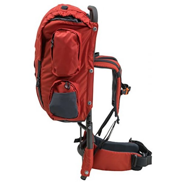 ALPS Mountaineering Tactical Backpack 2 ALPS Mountaineering Red Rock External Frame Pack, 34 Liters (3402229)