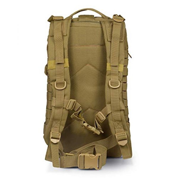 SunsionPro Tactical Backpack 4 SunsionPro Military Backpack for Tactical Hunting Trekking or Outdoor Daily use 43L