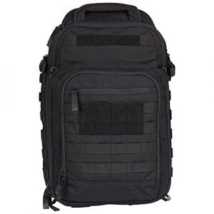 5.11 Tactical Backpack 1 5.11 Tactical All Hazards Nitro Backpack, Nylon, 21-Liter Capacity, Gear Compatible, Style 56167