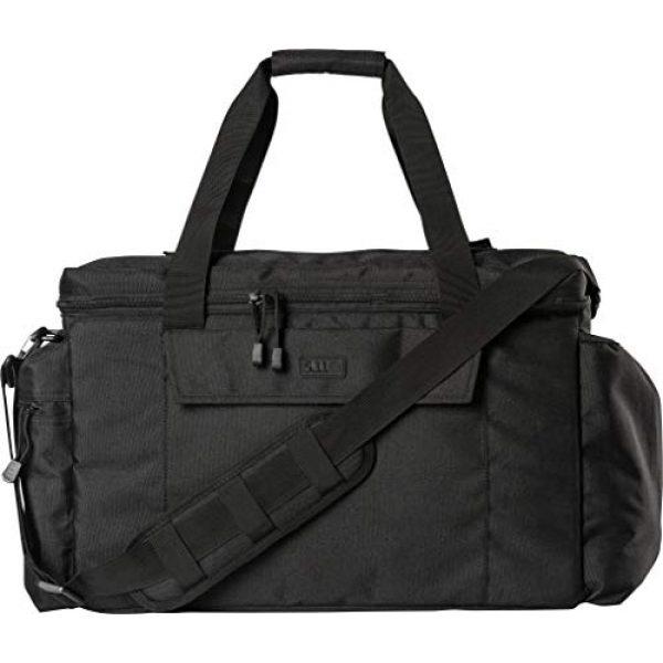 5.11 Tactical Backpack 2 5.11 Tactical Basic Patrol Bag 37 Liters, Adjustable/Removable Shoulder Strap, Style 56523, Black