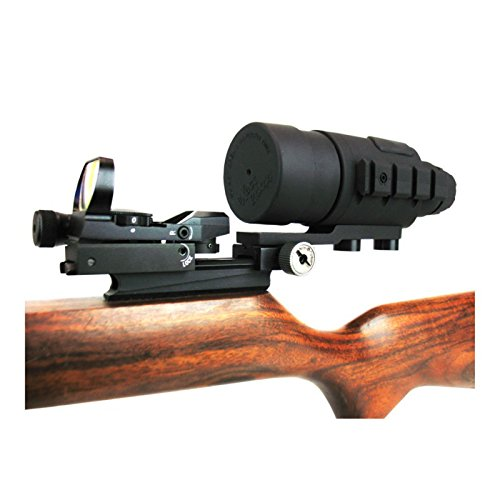 Bering Optics Rifle Scope 2 Bering Optics Exact Precision Gen1 Night Vision Scope Kit, Black