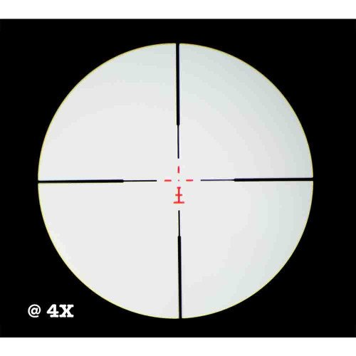 Rudolph Optics Rifle Scope 6 Rudolph Optics Tactical Series - T1 1-4x24 30mm tube with T8 Reticle