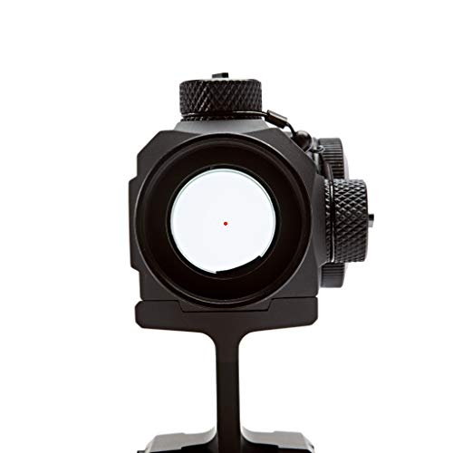 Hi-Lux Optics Rifle Scope 2 Hi-Lux Optics MM-2 Dot Sight Absolute Cowitness Mount, Red