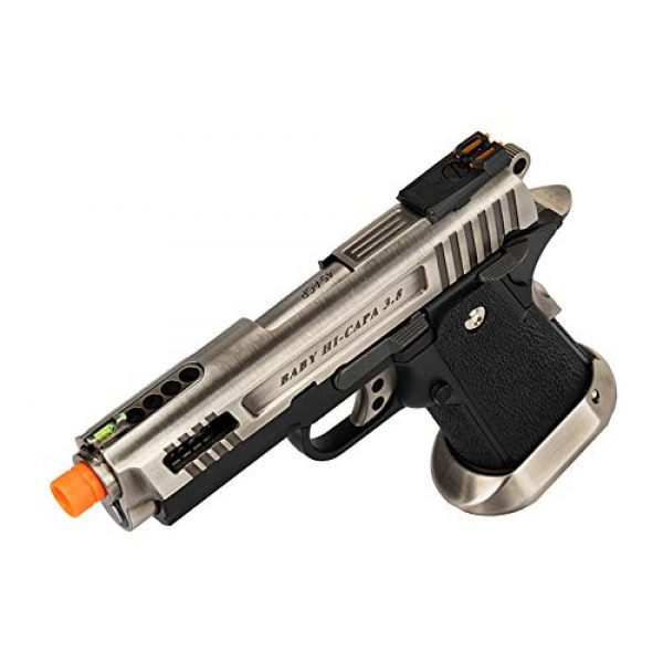 WE Airsoft Pistol 3 WE TECH 3.8 HI-CAPA Full Metal Gas Blowback Airsoft Pistol
