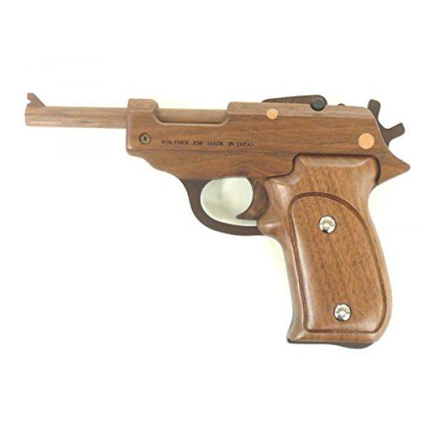 Sasaki Kougei Rubber Band Pistol Walther P38 1 Handcrafted Rubber band Gun Grasp GRASP Walther P38
