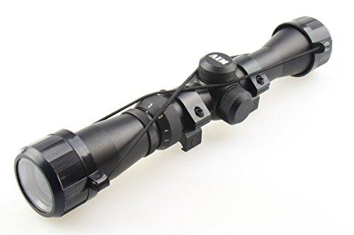 TACFUN Rifle Scope 4 TACFUN AIM Sports Mosin Nagant 2-7x32 Long Eye Relief Scope Fits Mosin Nagant 1891/30 M39