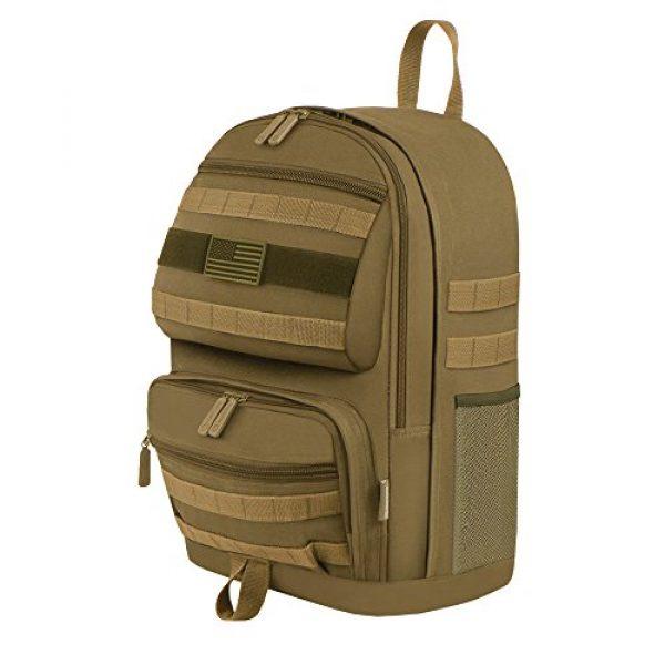 East West U.S.A Tactical Backpack 2 East West U.S.A RT509 Tactical Molle Sport Military Assault Rucksacks Hiking Trekking Bag
