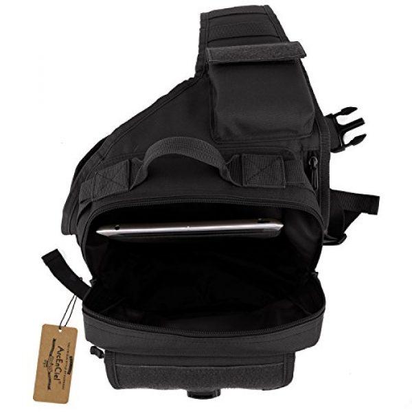 ArcEnCiel Tactical Backpack 5 ArcEnCiel Tactical Sling Pack Military Molle Chest Crossbody Shoulder Bags Motorcycle Backpack