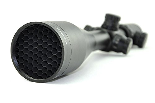 Visionking Rifle Scope 2 Visionking Rifle Scope 3-30X56 35 mm Tube First Focal Plane FFP BDC Riflescope Tactical Long Range with a Honeycomb