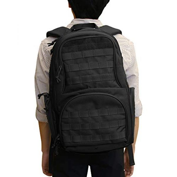 FEAR GEAR Tactical Backpack 4 FEAR GEAR Large Military Tactical Assault Pack Outdoor Backpack Molle Bag