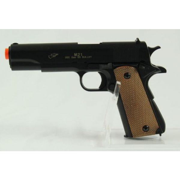 Double Eagle Airsoft Pistol 2 double eagle 1911a1 metal & abs spring airsoft pistol 250-fps airsoft gun(Airsoft Gun)