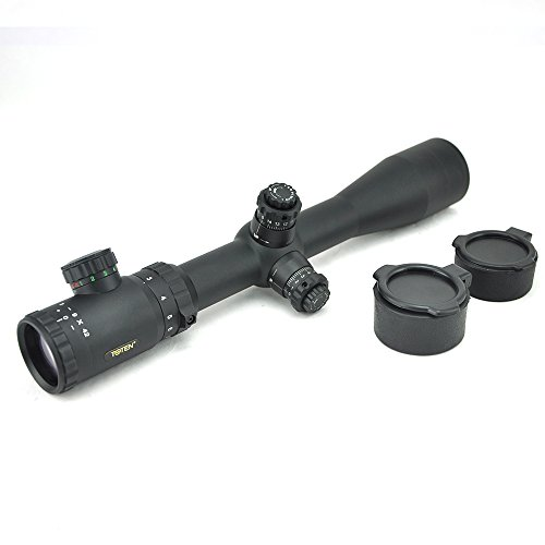 TOTEN Rifle Scope 3 TOTEN Rifle Scope 3-9x42DL Gun Scope Hunting Scope for Hunting
