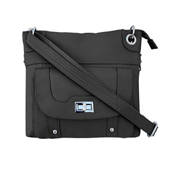 Roma Leathers Inc Tactical Backpack 1 Roma Leathers Inc Women's Crossbody Bag