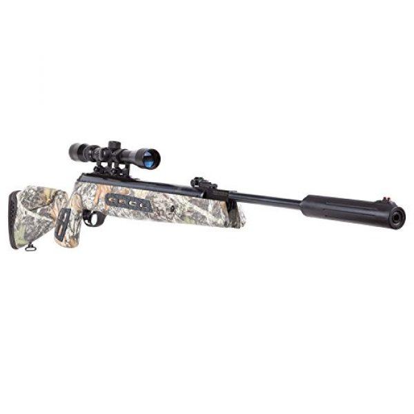 Hatsan Air Rifle 3 Hatsan Model 125SN Camo Vortex QE Combo .177 Airgun, Mossy Oak Breakup