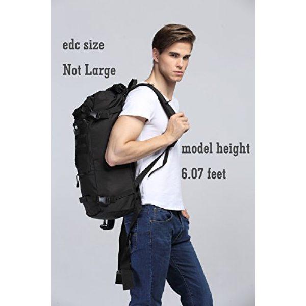 CRAZY ANTS Tactical Backpack 7 CRAZY ANTS Military Tactical Backpack Hiking Camping Shoulder Bag Upgraded Version